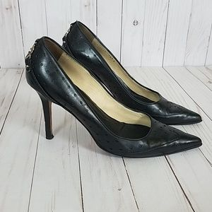 💄 GUCCI 💄 Black Pointed toe Pumps